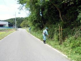 地域貢献活動2012