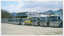 廃棄物収集運搬業のイメージ
